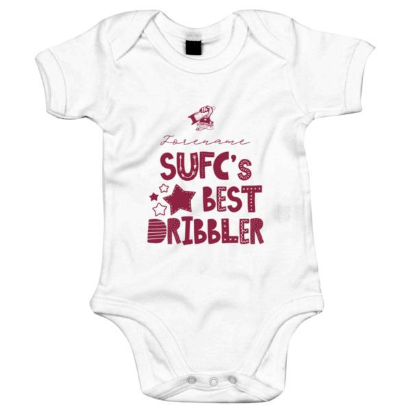 Scunthorpe United FC Best Dribbler Baby Bodysuit