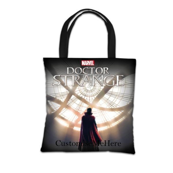 Marvel Doctor Strange 'Window' Tote Bag