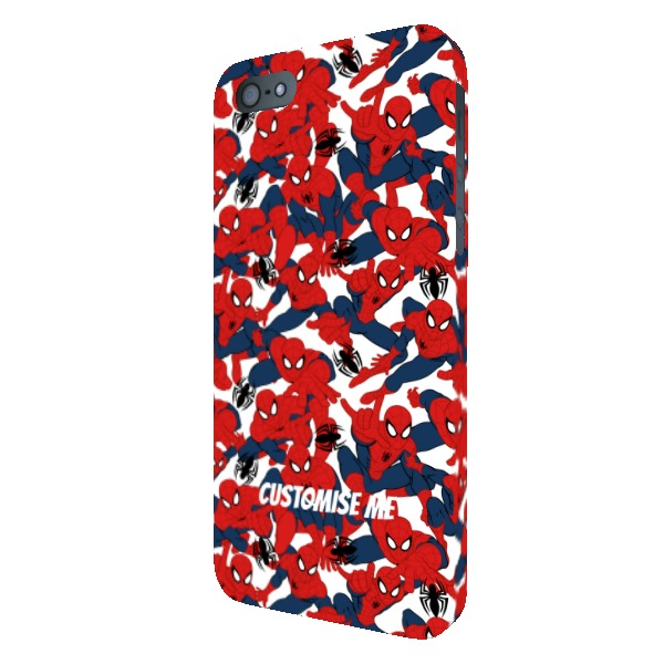 Marvel Ultimate Spider-Man iPhone 5/5s/5SE Clip Case