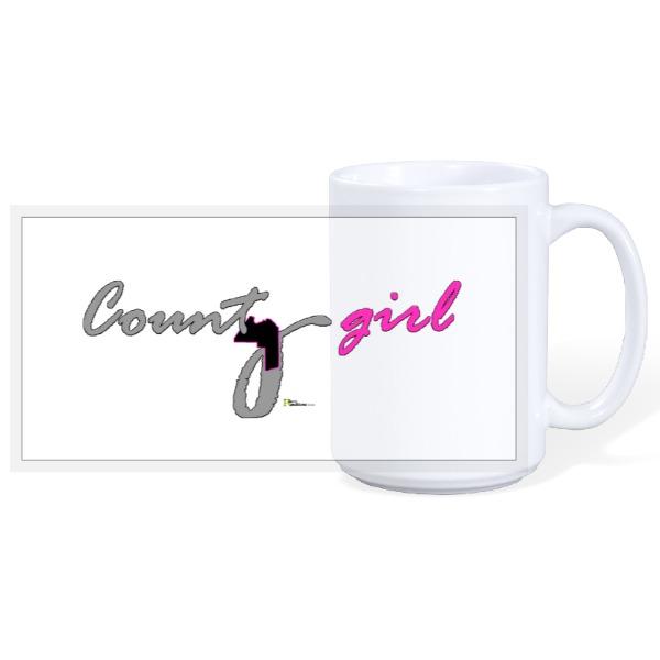 County girl - 15oz Ceramic Mug