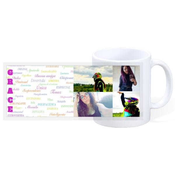 Taza - 11oz Ceramic Mug