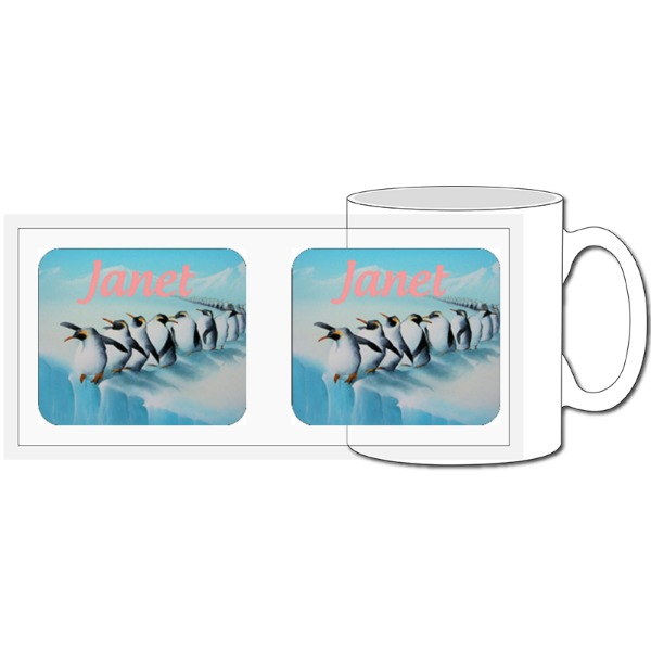 Penguin Birthday Mug  - 10oz Ceramic Mug