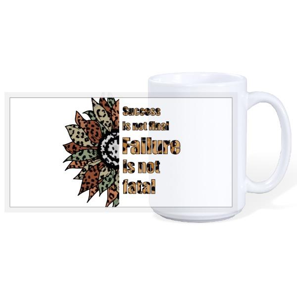 sunflower - 15oz Ceramic Mug