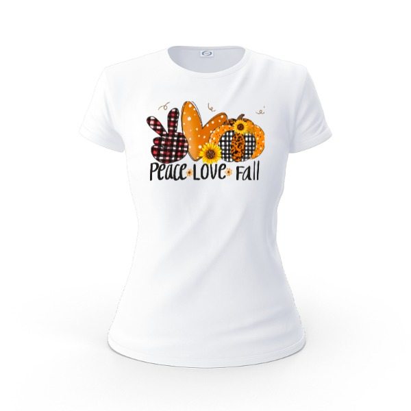 plf - Ladies Solar Short Sleeve Small Print Area