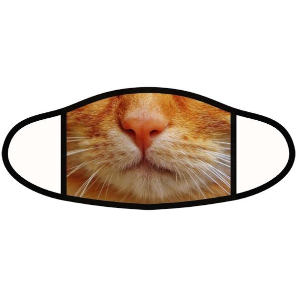 Cat mask - Face Mask- Large