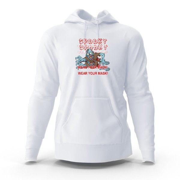 Hoody Sweatshirt Small Print Area