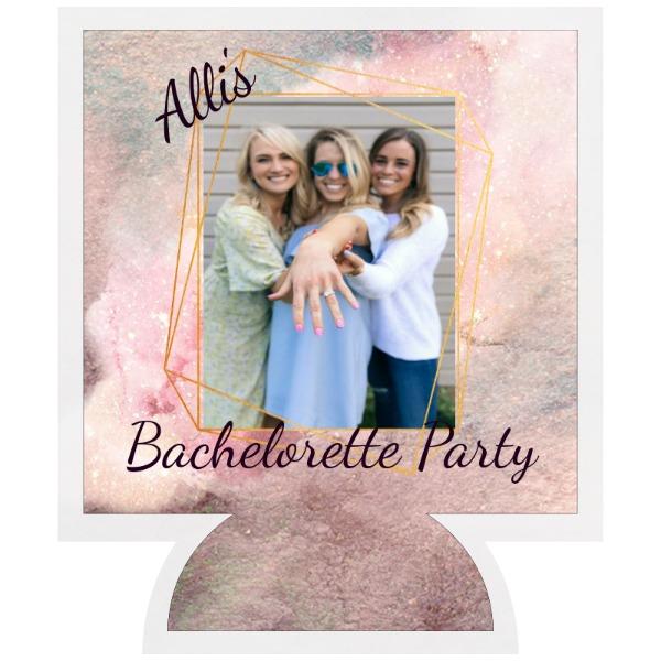 Bachelorette Koozie - Bachelorette Party Koozie - Beverage Cooler