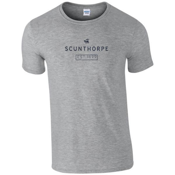 Scunthorpe United FC Minimal T-Shirt