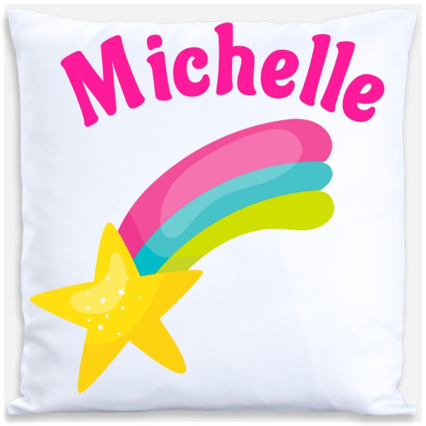 Rainbow Star - Pillow