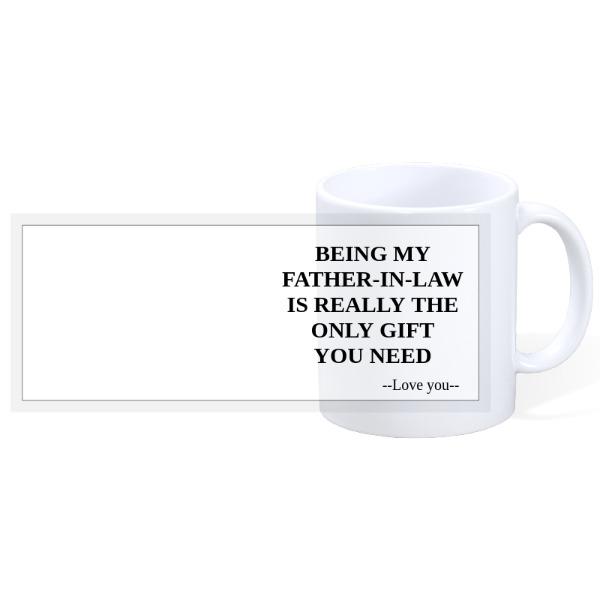 Father in law - 11oz Ceramic Mug