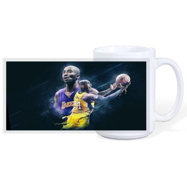kobe2 - 15oz Ceramic Mug