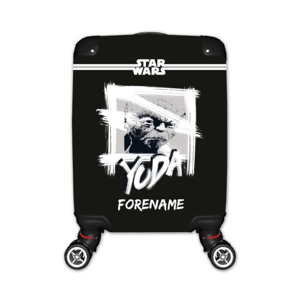 Star Wars Yoda Paint Kid's Suitcase