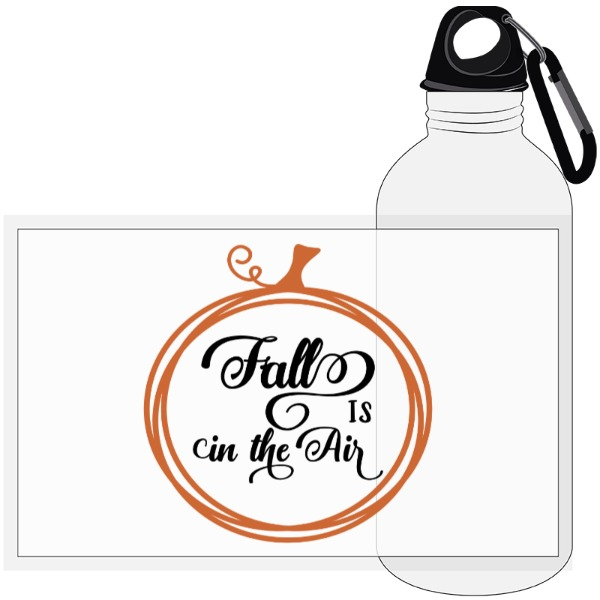 Fall is in the air - 20oz Travel Bottle