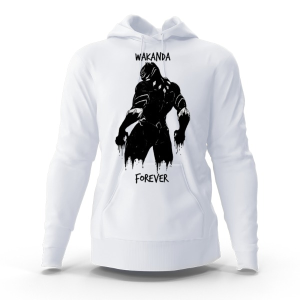 Hoody Sweatshirt Large Print Area
