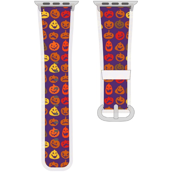 Pumpkin Watchband - Watchband for Apple Watch