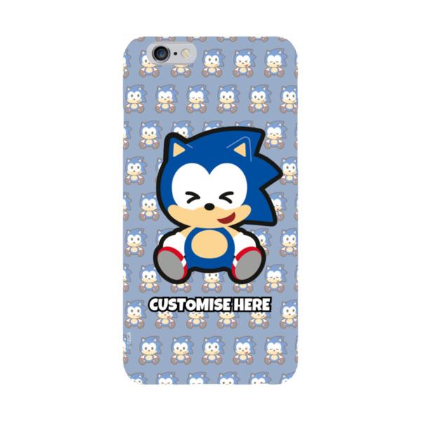 iPhone 6 Plus/6S Plus Case - Sonic Emoji - Modern Sonic