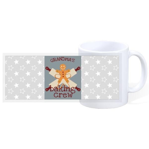 grandmas baking crew - 11oz Ceramic Mug