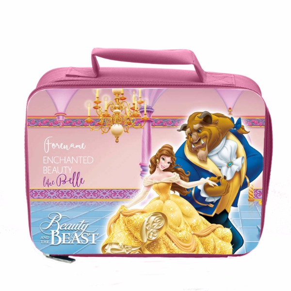 Disney Beauty and The Beast Dance Insulated Lunch Bag