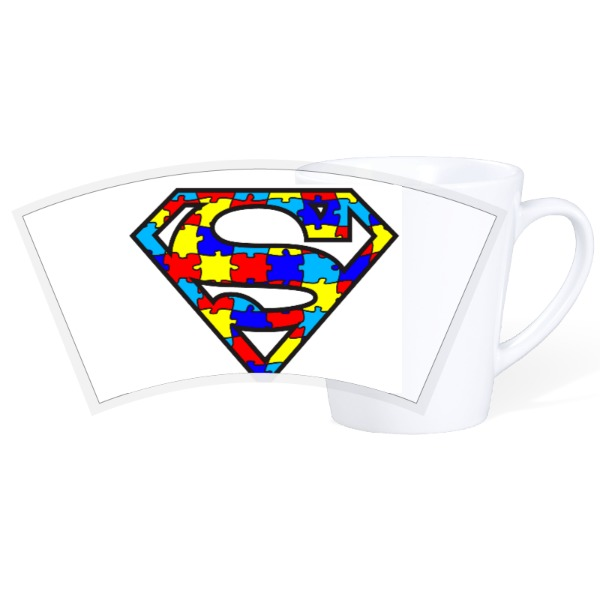 12oz Ceramic Latte Mug