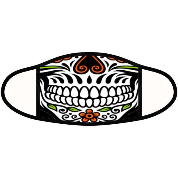 Máscara de esqueleto - Face Mask- Small