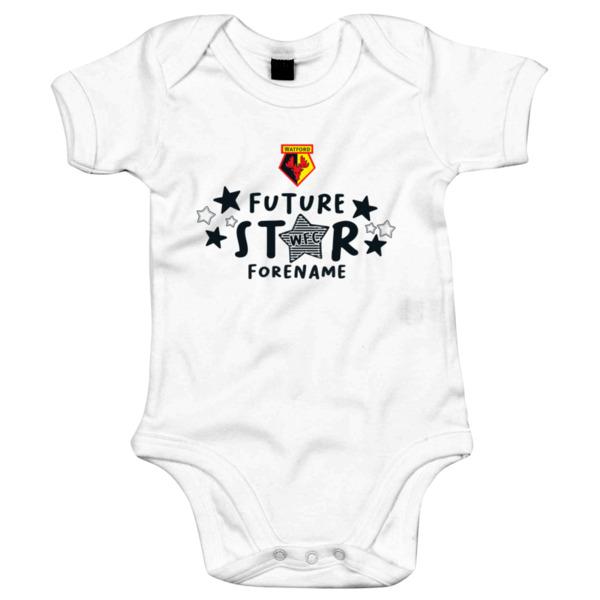 Watford FC Future Star Baby Bodysuit