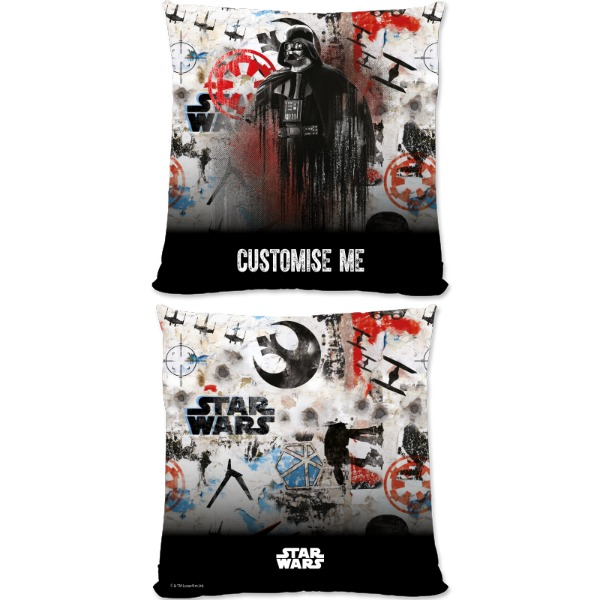 Star Wars Rogue One Darth Vader Large Fibre Cushion