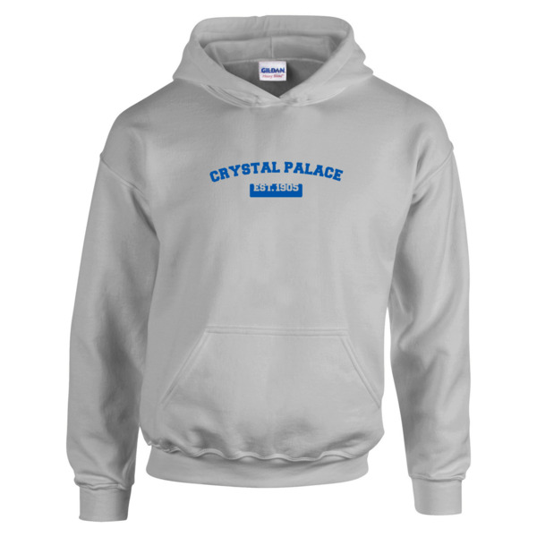 Crystal Palace FC Varsity Established Hoodie