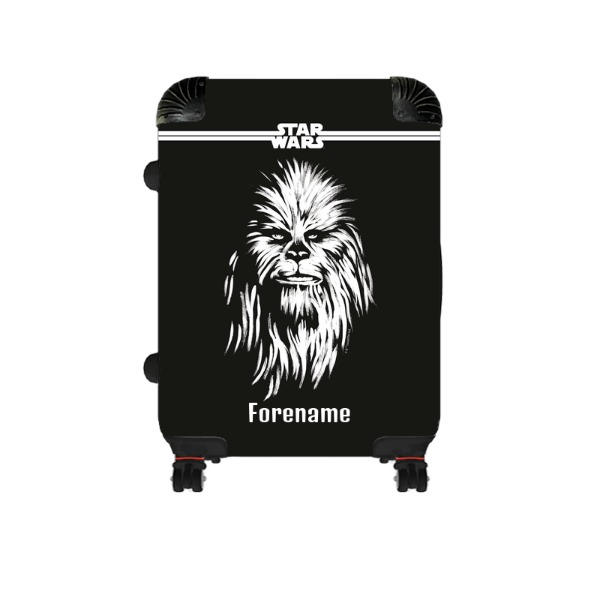 Star Wars Chewbacca Paint Cabin Suitcase