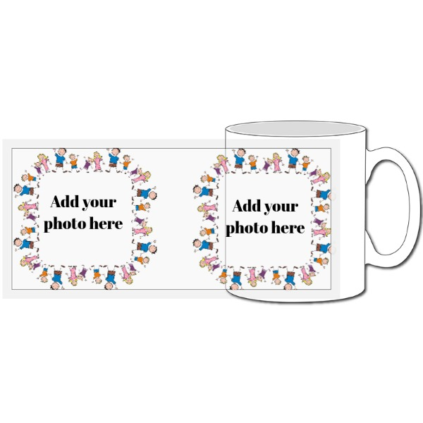Photo Mug - 10oz Ceramic Mug