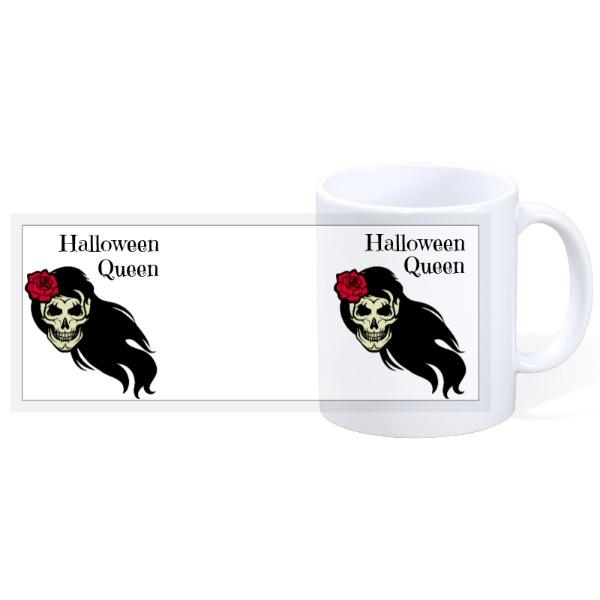 Halloween Queen - Halloween Queen - 11oz Ceramic Mug