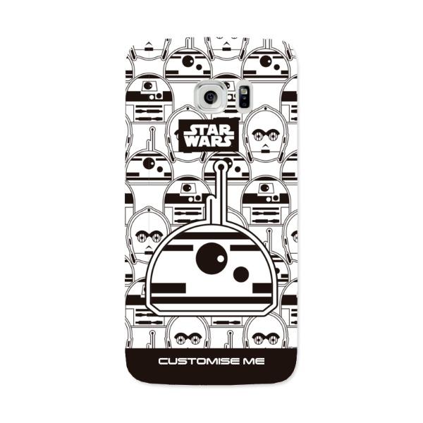 Star Wars BB8 Icon Samsung Galaxy 7 Edge Phone Case
