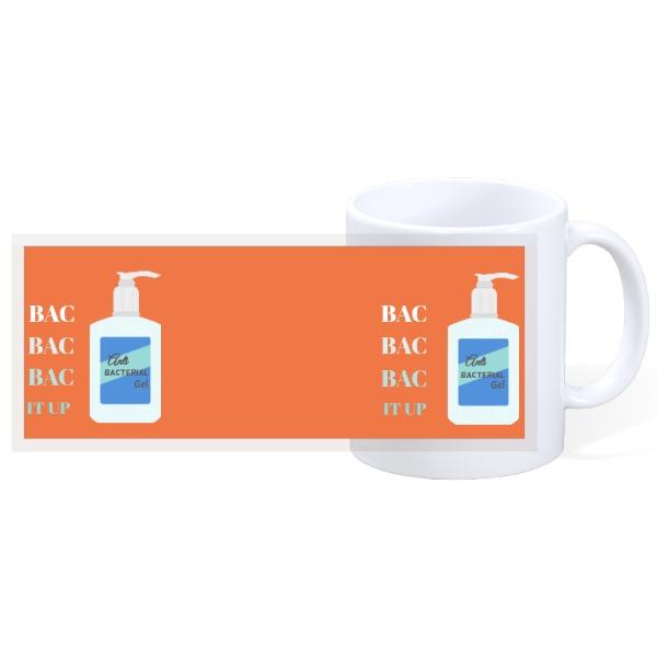 Bac It Up - Quarantine 7 - 11oz Ceramic Mug