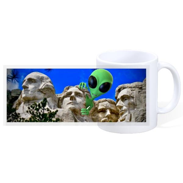 Alien Invasion - 11oz Ceramic Mug