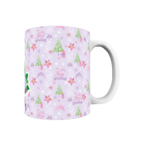 Disney Sofia The First Christmas Design Mug