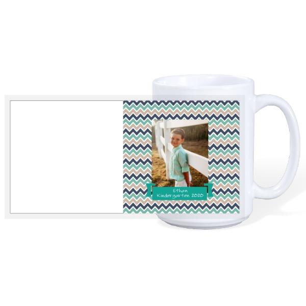 Child Picture Mug - 15oz Ceramic Mug