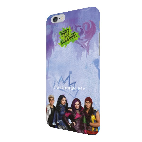 Disney The Descendants Group Design iPhone 6/6s Clip Case
