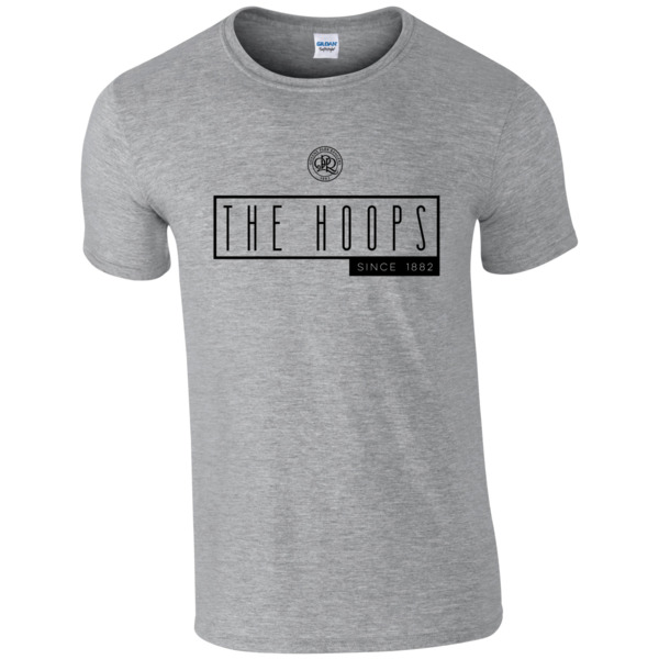 Queens Park Rangers FC Art Deco T-Shirt