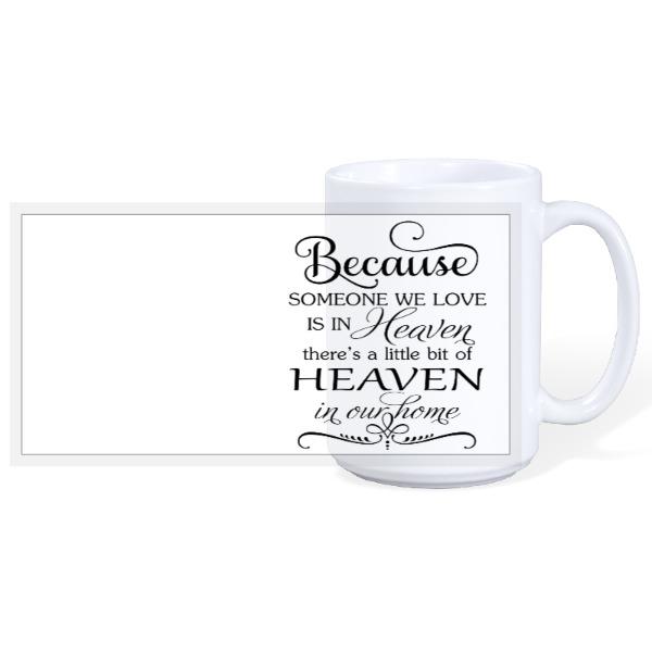 Inspirational Quotes - 15oz Ceramic Mug