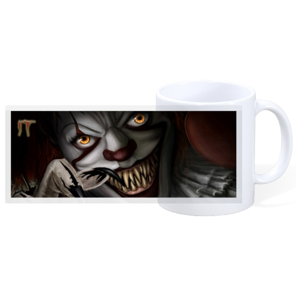 IT - 11oz Ceramic Mug