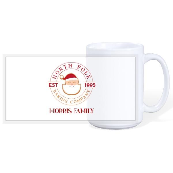 Baking Co EST - 15oz Ceramic Mug
