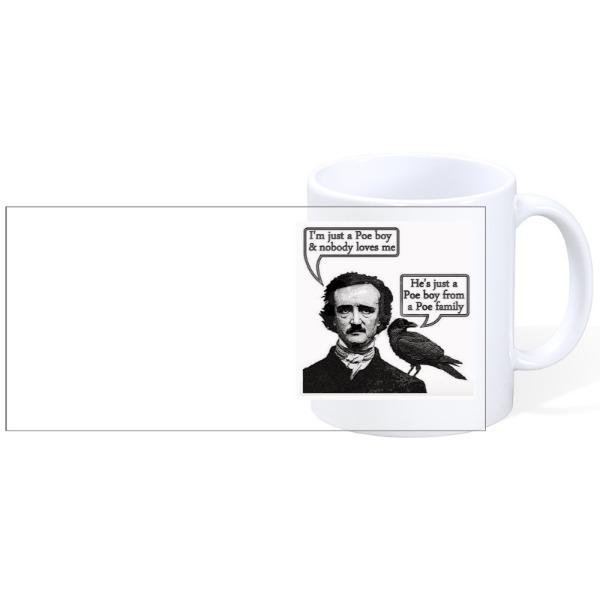 Poe - Kitten me - Mug Ceramic White 11oz