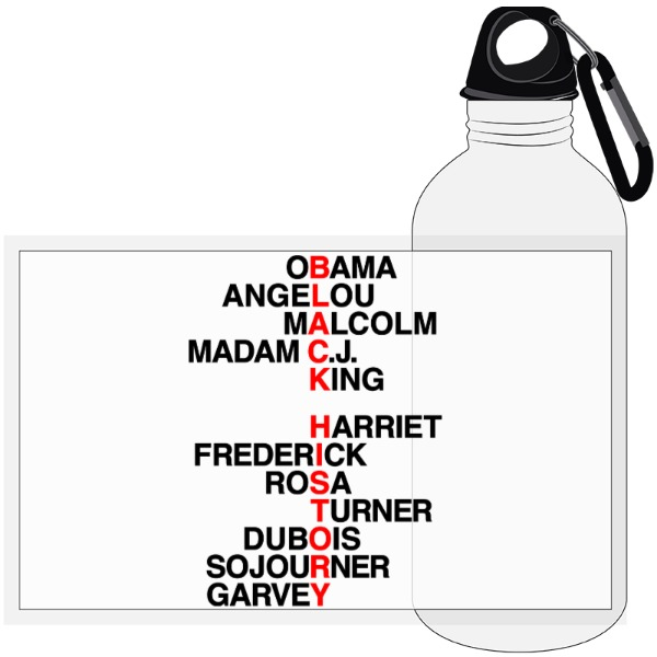 Black History - 20oz Travel Bottle