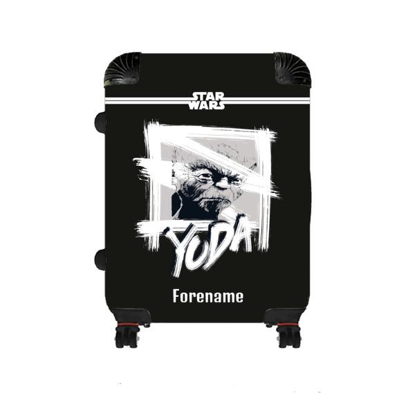 Star Wars Yoda Paint Medium Suitcase