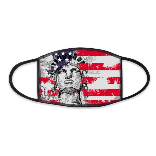 MaskMadness America - Face Mask- Large