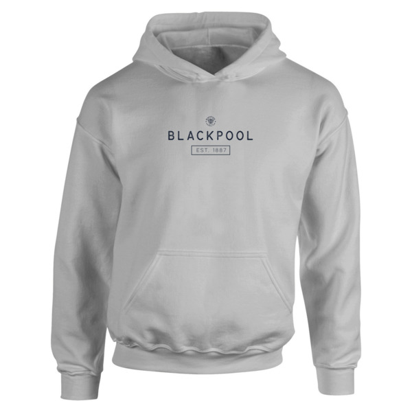 Blackpool FC Minimal Hoodie