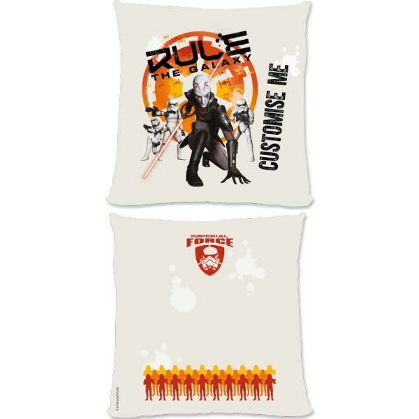 "Star Wars Rebels ""Rule The Galaxy"" Small Fibre Cushion"
