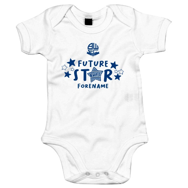 Bolton Wanderers FC Future Star Baby Bodysuit