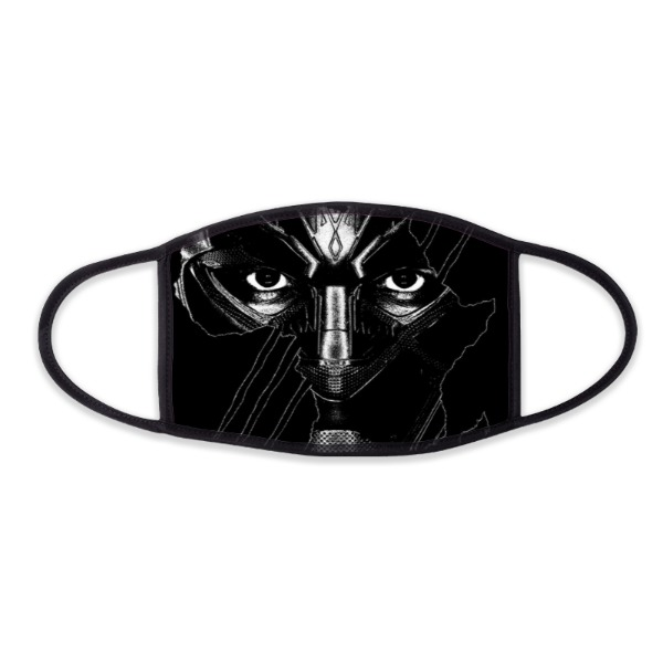 Black Panther - Face Mask- Large