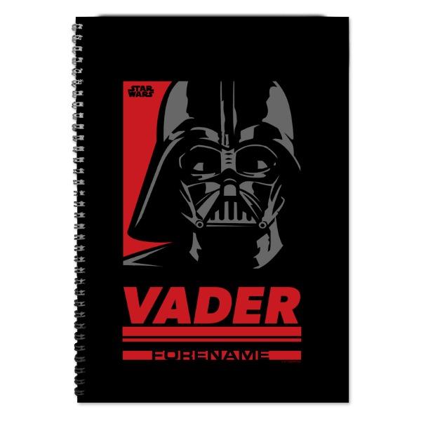 Star Wars Vader Pop Art A4 Notebook