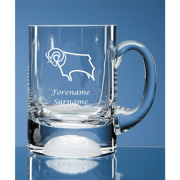 Derby County Ball Base Tankard